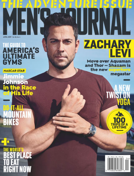 Men's Journal March 29, 2019 00:00