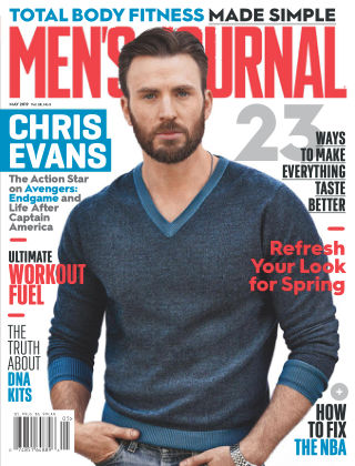Men's Journal May 2019