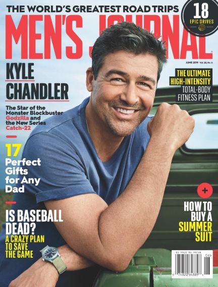 Men's Journal May 24, 2019 00:00