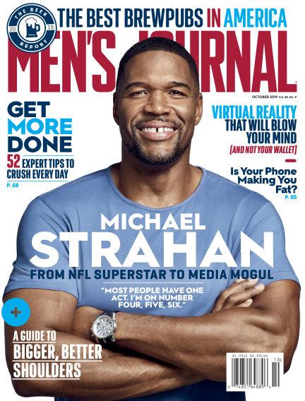 Men's Journal September 27, 2019 00:00