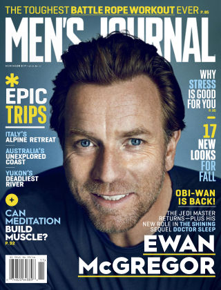 Men's Journal Nov 2019