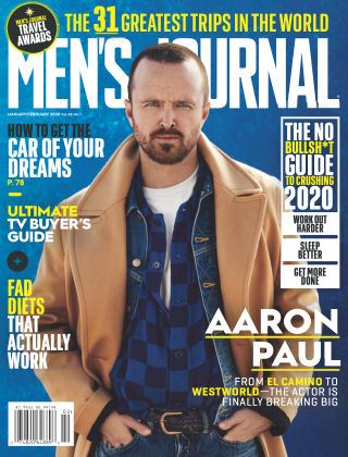 Men's Journal Jan-Feb 2020