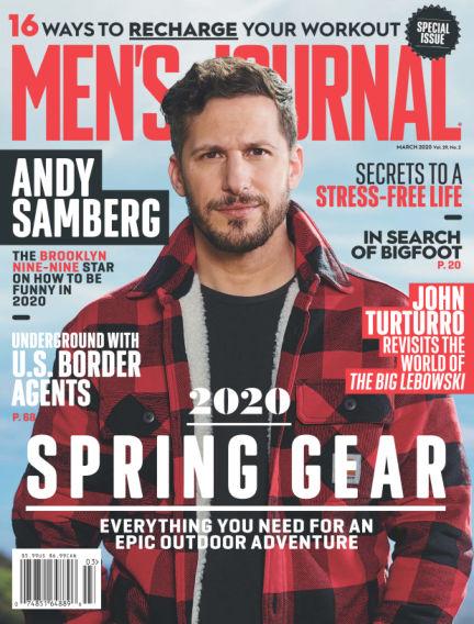 Men's Journal February 21, 2020 00:00