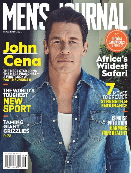 Men's Journal April 24, 2020 00:00