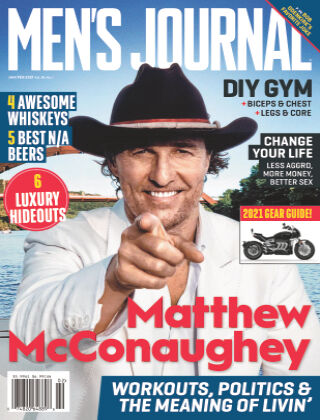 Men's Journal Jan Feb 21