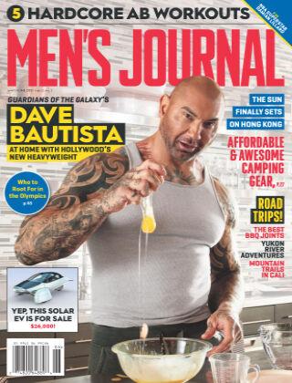 Men's Journal May/ June 2021