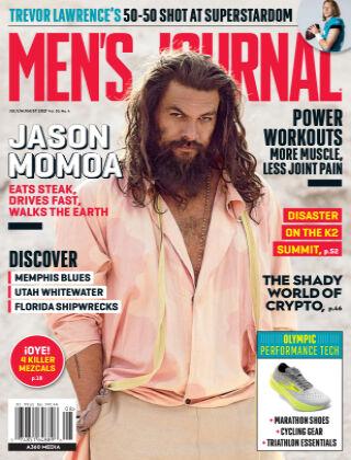 Men's Journal Jul/Aug 2021