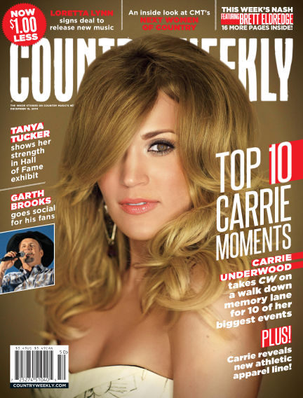 Country Weekly December 04, 2014 00:00