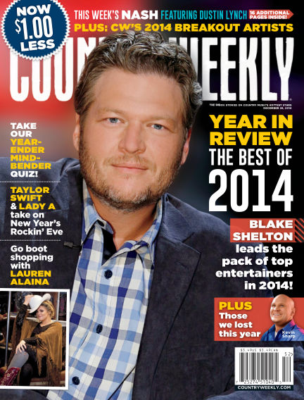 Country Weekly December 19, 2014 00:00