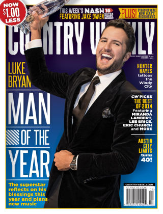 Country Weekly Issue 1, 2015
