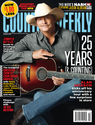 Country Weekly Issue 2, 2015