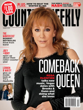Country Weekly Issue 4, 2015