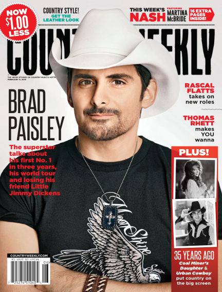 Country Weekly January 30, 2015 00:00