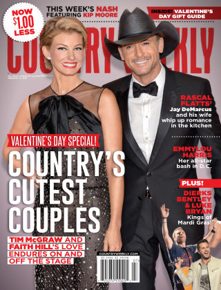 Country Weekly Issue 7, 2015