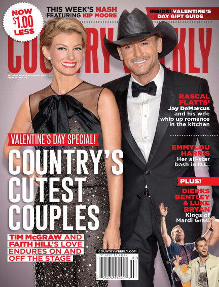 Country Weekly February 06, 2015 00:00