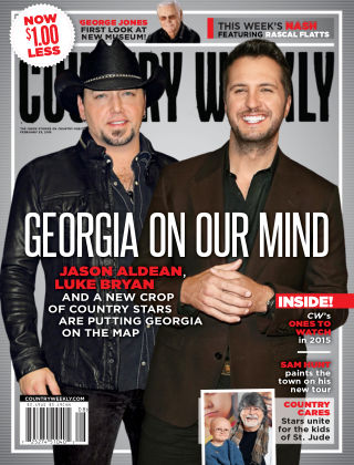 Country Weekly Issue 8, 2015