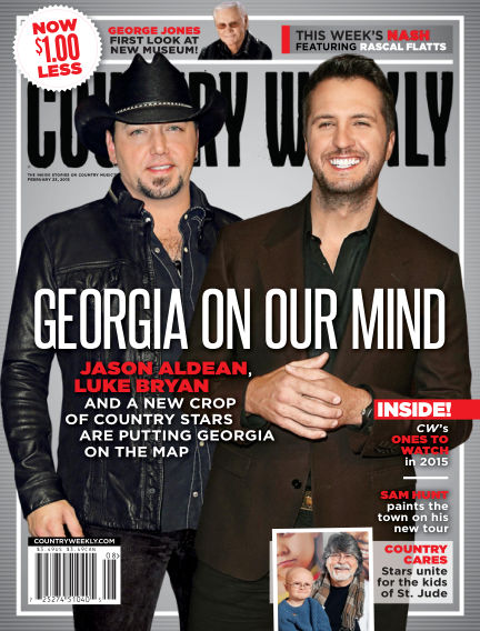 Country Weekly February 13, 2015 00:00