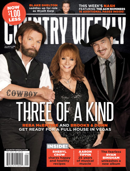Country Weekly February 20, 2015 00:00