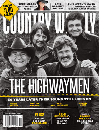 Country Weekly Issue 10, 2015