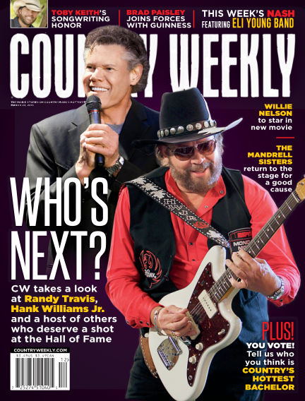 Country Weekly March 13, 2015 00:00
