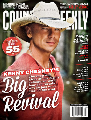 Country Weekly Issue 13, 2015