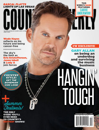 Country Weekly Issue 14, 2015