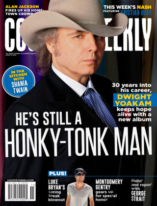 Country Weekly Issue 15, 2015