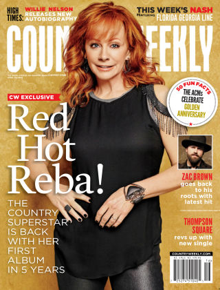 Country Weekly Issue 16, 2015