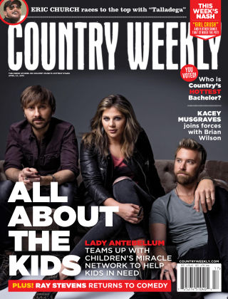 Country Weekly Issue 17, 2015
