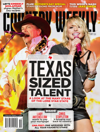 Country Weekly Issue 19, 2015
