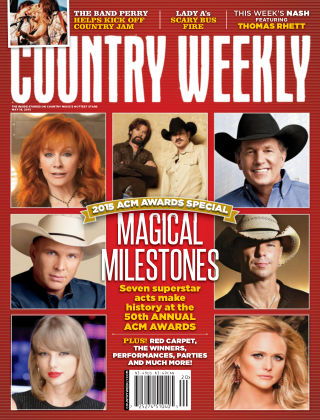 Country Weekly Issue 20, 2015