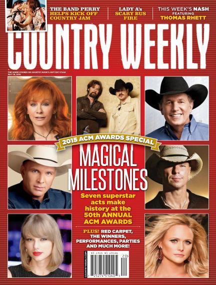 Country Weekly May 08, 2015 00:00