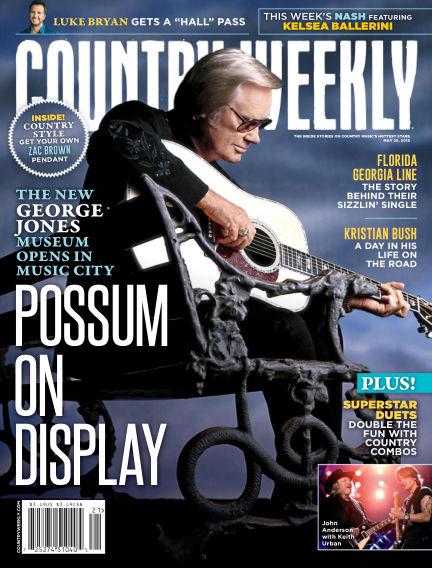 Country Weekly May 15, 2015 00:00