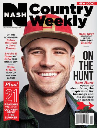 Country Weekly Issue 24, 2015