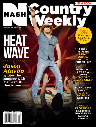 Country Weekly Issue 25, 2015