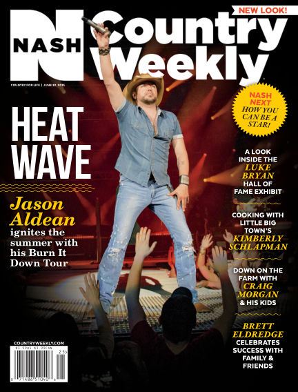 Country Weekly June 12, 2015 00:00