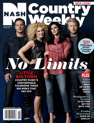 Country Weekly Issue 26, 2015