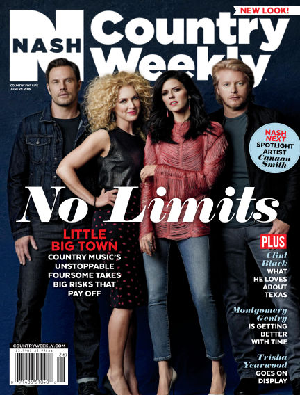 Country Weekly June 19, 2015 00:00