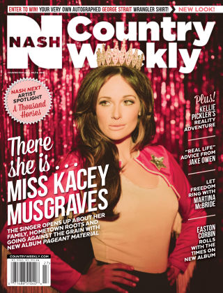 Country Weekly Issue 27, 2015
