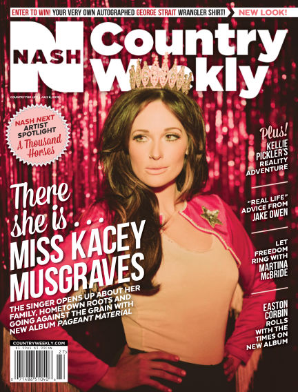 Country Weekly June 26, 2015 00:00