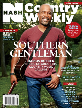 Country Weekly Issue 28, 2015