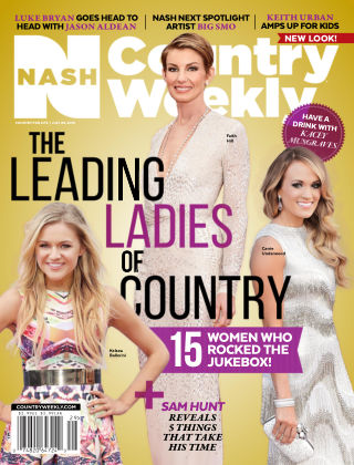 Country Weekly Issue 29, 2015
