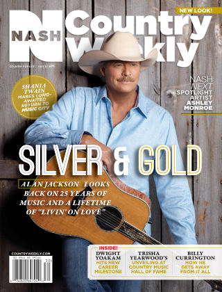 Country Weekly Issue 30, 2015