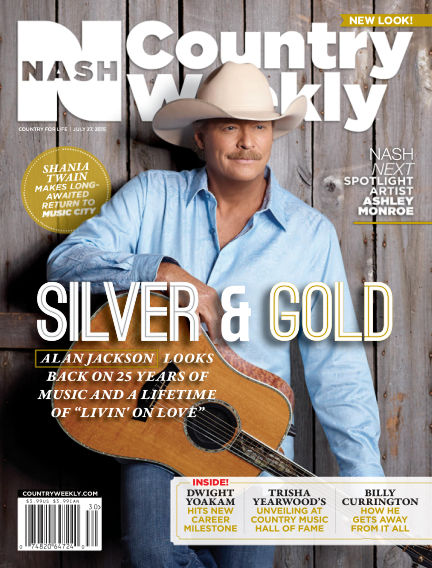 Country Weekly July 17, 2015 00:00