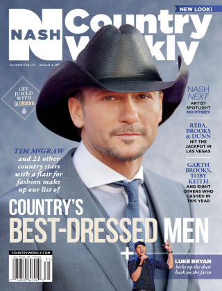 Country Weekly Issue 31, 2015