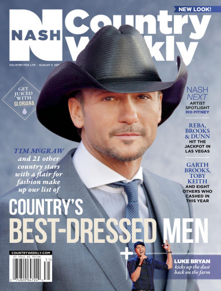 Country Weekly July 24, 2015 00:00