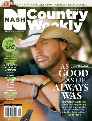 Country Weekly Issue 32, 2015