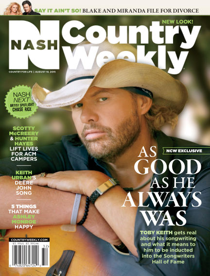 Country Weekly July 31, 2015 00:00