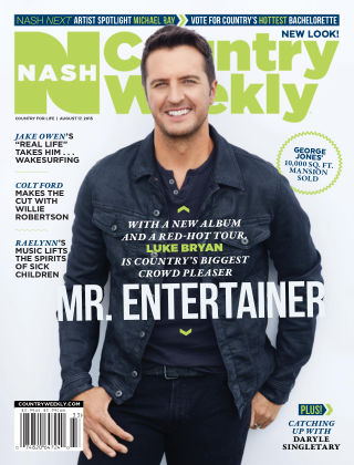 Country Weekly Issue 33, 2015