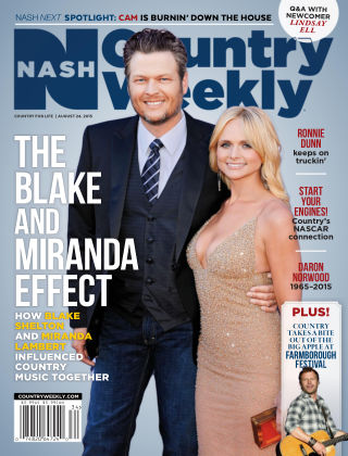 Country Weekly Issue 34, 2015